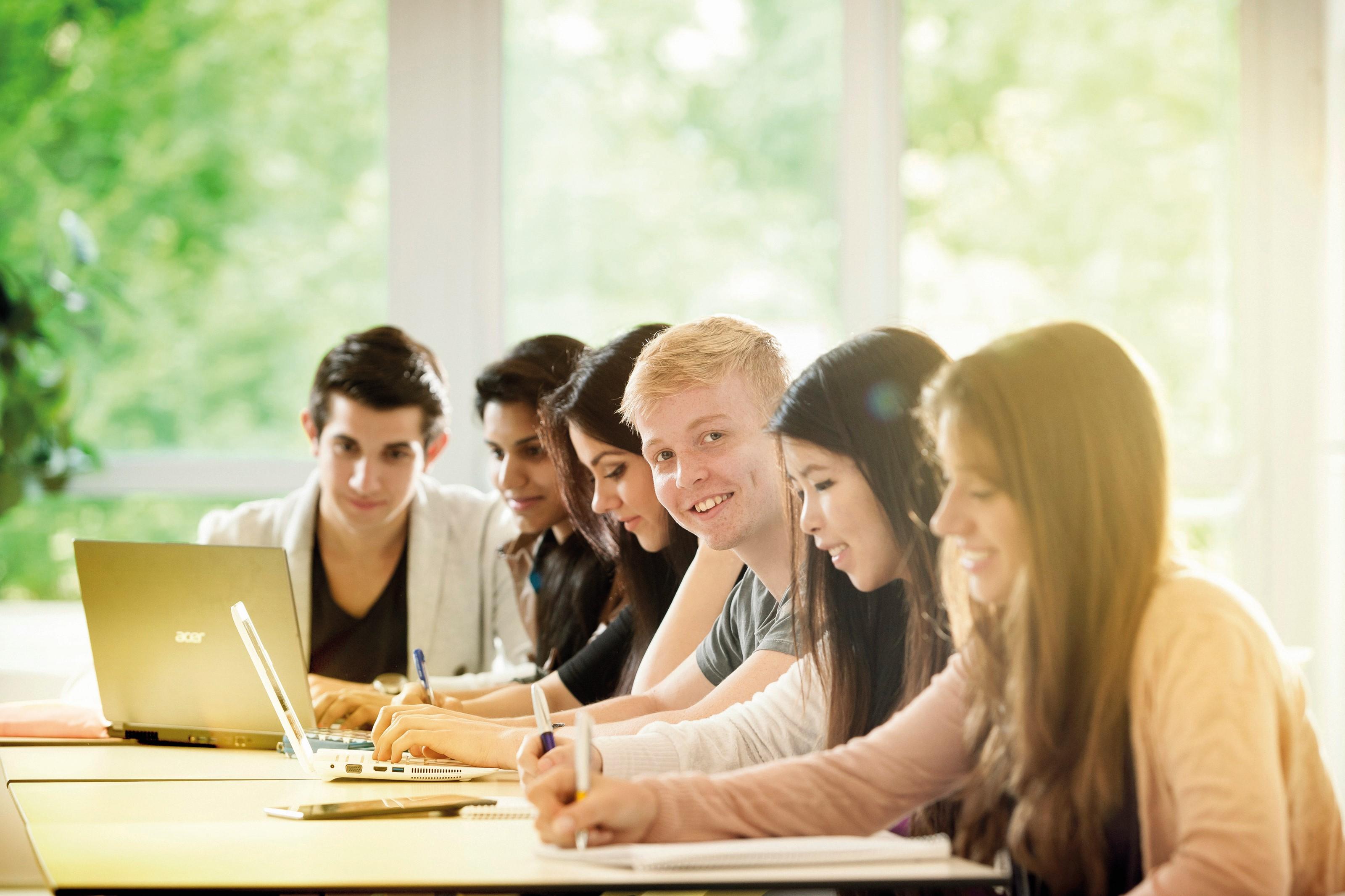 Kurier Jobinitiative Chancen 2020 - Vienna Business School